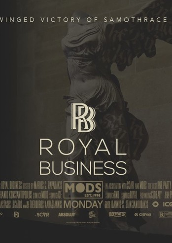 Royal Bussines at Mods Club