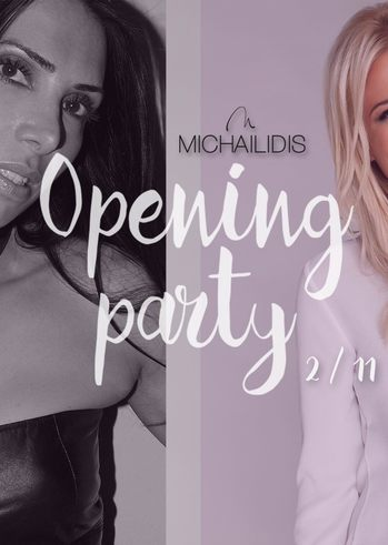 Oppening Party at Michailidis Shoes