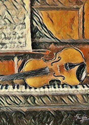 Violin, Dance and George Metaxas στο Παλαιό Δημοτικό Νοσοκομείο
