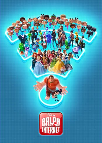 "Προβολή Ταινίας ""Ralph Breaks the Internet"" στην Odeon Entertainment"