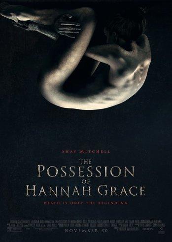 """Προβολή Ταινίας """"The Possession of Hannah Grace"""" στην Odeon Entertainment"""