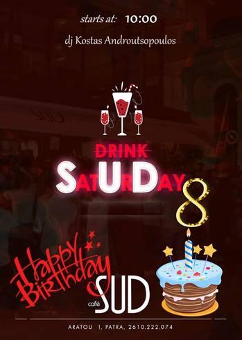 Happy Birthday at SUD