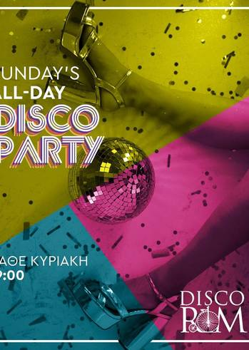 """""""Disco is back"""" at Disco Room"""