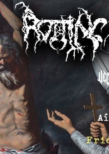 Rotting Christ live στην Αίθουσα Αίγλη