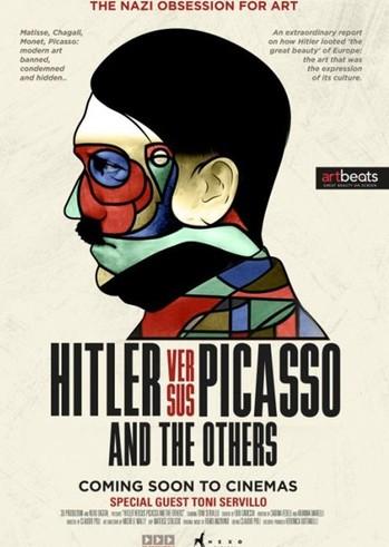 """Προβολή Tαινίας """"Χίλτερ εναντίον Πικάσο και των Άλλων"""" στην Κινηματογραφική Λέσχη Πάτρας"""