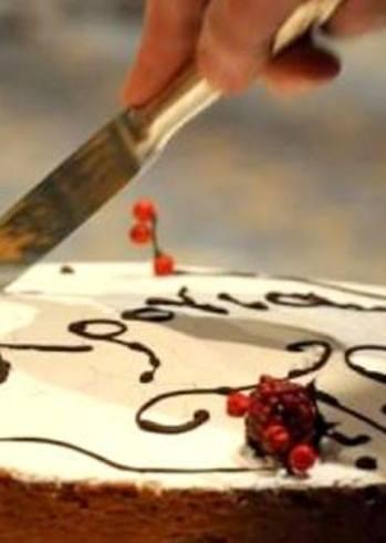 Κοπή πίτας Κινηματογραφικής Λέσχης Αιγίου στο Drops