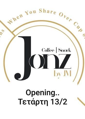 Opening at Jonz