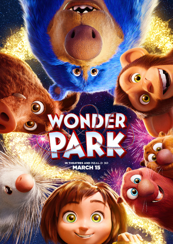 """Προβολή Ταινίας """"Wonder Park"""" στην Odeon Entertainment"""