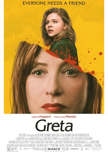 """Προβολή Ταινίας """"Greta"""" στην Odeon Entertainment"""