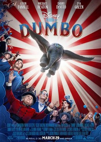 """Προβολή Ταινίας """"Dumbo"""" στην Odeon Entertainment"""