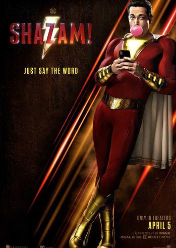 """Προβολή Ταινίας """"Shazam"""" στην Odeon Entertainment"""