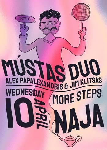 Mústas Duo - Dj Set at More Steps Naja