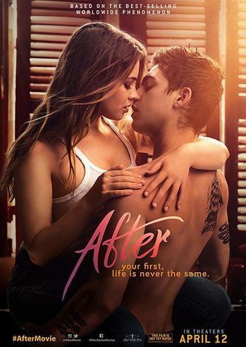 """Προβολή Ταινίας """"After"""" στην Odeon Entertainment"""