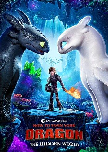 """Προβολή Ταινίας """"How to Train Your Dragon 3"""" στην Odeon Entertainment"""