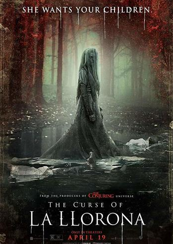 "Προβολή Ταινίας ""The Curse Of La Llorona"" στην Odeon Entertainment"