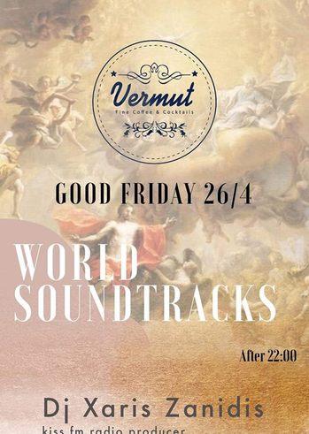 World Soundtracks at Vermut