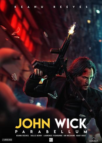 """Προβολή Ταινίας """"John Wick: Chapter 3 - Parabellum"""" στην Odeon Entertainment"""