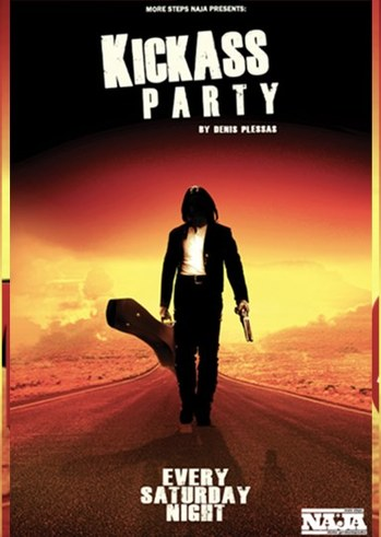 Kickass Party at More Steps Naja