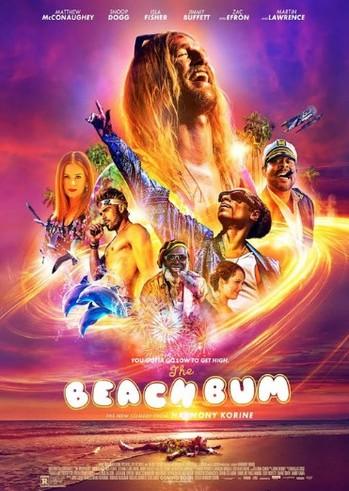 """Προβολή Ταινίας """"Beach Bum"""" στην Odeon Entertainment"""