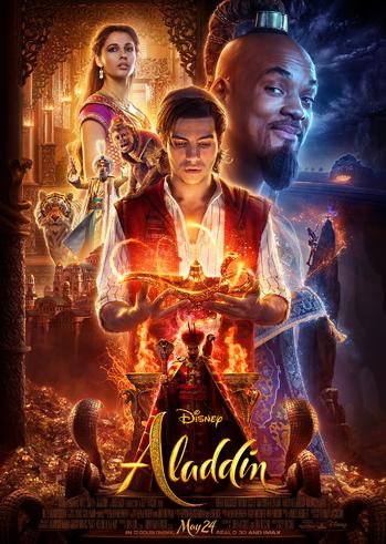 """Προβολή Ταινίας """"Aladdin"""" στην Odeon Entertainment"""