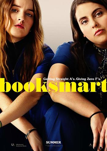 """Προβολή Ταινίας """"Booksmart"""" στην Odeon Entertainment"""