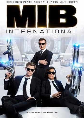 """Προβολή Ταινίας """"Men in Black: International"""" στην Odeon Entertainment"""