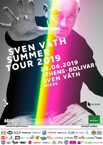Sven Vath at Bolivar Beach Bar