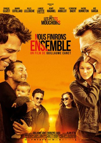 """Προβολή Ταινίας """"Nous Finirons Ensemble"""" στην Odeon Entertainment"""