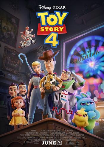 """Προβολή Ταινίας """"Toy Story 4"""" στην Odeon Entertainment"""