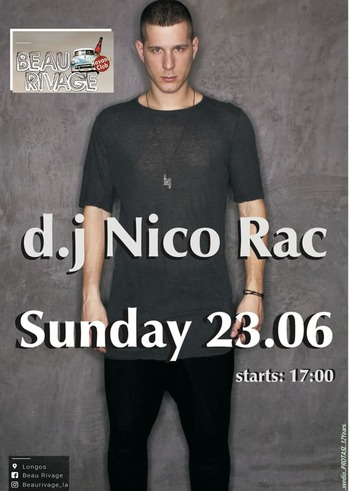 Nico Rac at Beau Rivage