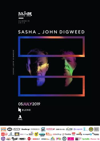 Sasha_John Digweed at Bolivar Beach Bar