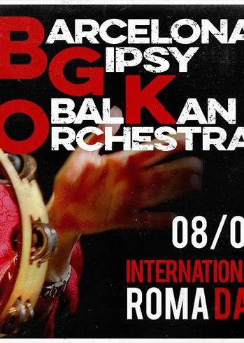 Barcelona Gipsy Balkan Orchestra στην Τεχνόπολη