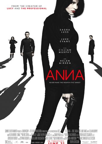 """Προβολή Ταινίας """"Anna"""" στην Odeon Entertainment"""