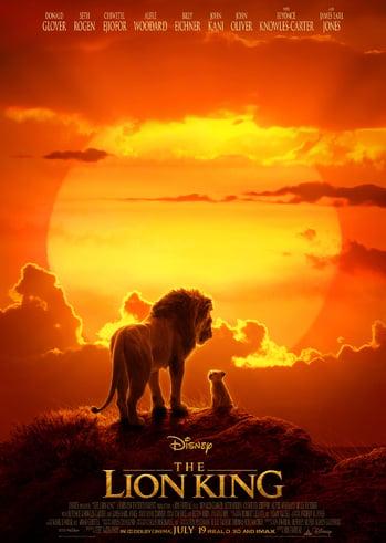 """Προβολή Ταινίας """"The Lion King"""" στην Odeon Entertainment"""