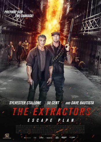 """Προβολή Ταινίας """"Escape Plan: The Extractors"""" στην Odeon Entertainment"""