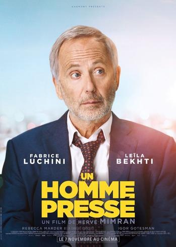 """Προβολή Ταινίας """"Un Homme Presse"""" στην Odeon Entertainment"""