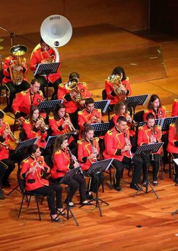 Συναυλία Φιλαρμονικής Νέων Δήμου Καλαβρύτων στην Κεντρική Πλατεία Καλαβρύτων