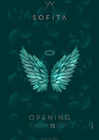 Opening at Sofita Bar