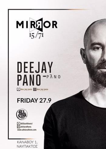 Dj Pano στο Mirror1571