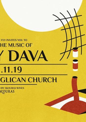 """Taste the Music of Dury Dava"" στην Αγγλικανική Εκκλησία του Αγίου Παύλου"