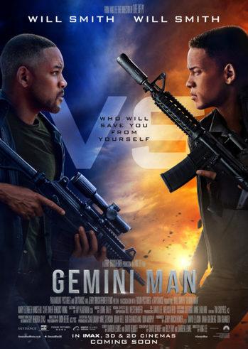 """Προβολή Ταινίας """"Gemini Man"""" στην Odeon Entertainment"""