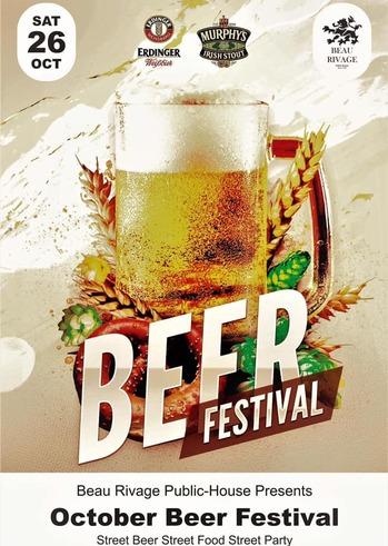 October Beer Festival at Beau Rivage