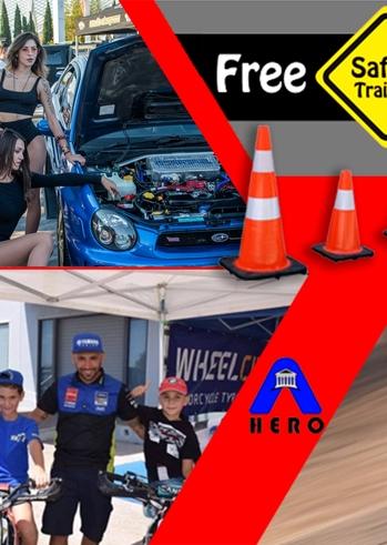 1ο Scouting Opening Show στην Πίστα Sparta Racing Circuit
