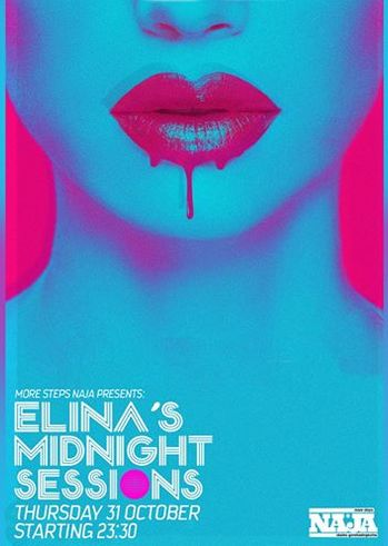 Elinas Midnight Sessions at More steps Naja