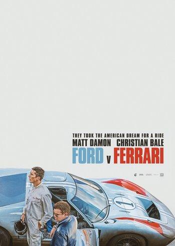 """Προβολή Ταινίας """"Le Mans '66"""" στην Odeon Entertainment"""