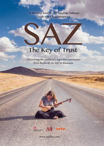 """Προβολή Ντοκιμαντέρ """"Σάζι - Το Κλειδί της Εμπιστοσύνης"""" στο Πάνθεον"""