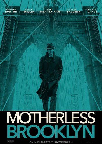 """Προβολή Ταινίας """"Motherless Brooklyn"""" στην Odeon Entertainment"""