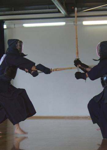 Δωρεάν μάθημα Kendo στο Πανεπιστήμιο Πατρών
