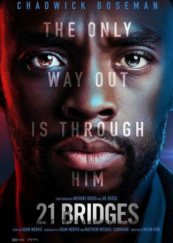 """Προβολή Ταινίας """"21 Bridges"""" στην Odeon Entertainment"""