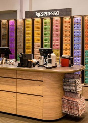 Εγκαίνια στη Nespresso Pop up Boutique